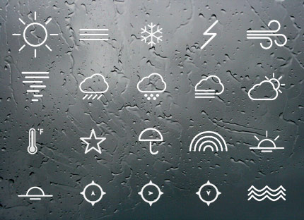 Free Weather Icons >>> http://www.wdb.injoystudio.com/free-weather-icons/
