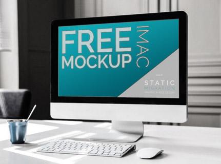 Free iMac Mock-ups >>> http://www.wdb.injoystudio.com/free-imac-mock-ups/